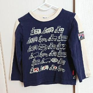 【mou jonjon】長袖Tシャツ 100cm