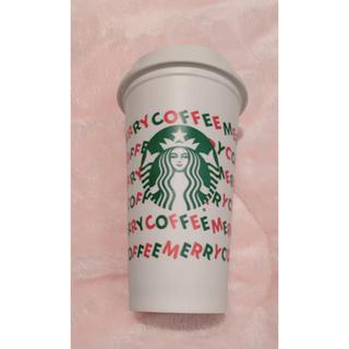 Starbucks Coffee - スタバ ハワイホリデー限定 リューザブルカップ