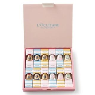 L'OCCITANE - ギフトロクシタン ミニサイズ12本