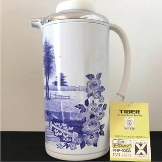 TIGER - タイガー   昭和  レトロ卓上ポット  魔法瓶