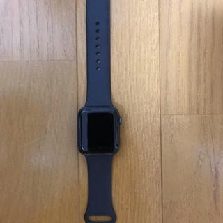 アップルウォッチ(Apple Watch)のApple Watch series 5 44mm aluminum case(腕時計(デジタル))