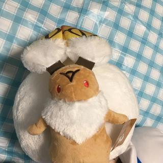 タイトー(TAITO)のファイナルファンタジー ユキンコ&しあわせうさぎ ぬいぐるみ(キャラクターグッズ)