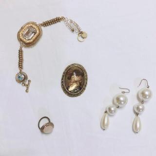 ロキエ(Lochie)のぬう様専用 指輪(リング(指輪))
