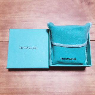 Tiffany & Co. - Tiffany&Co./空箱・巾着セット