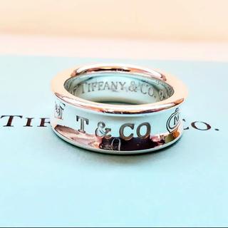 Tiffany & Co. - 激安!ティファニーリング超美品