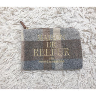 Maison de Reefur - メゾンドリーファー ポーチ
