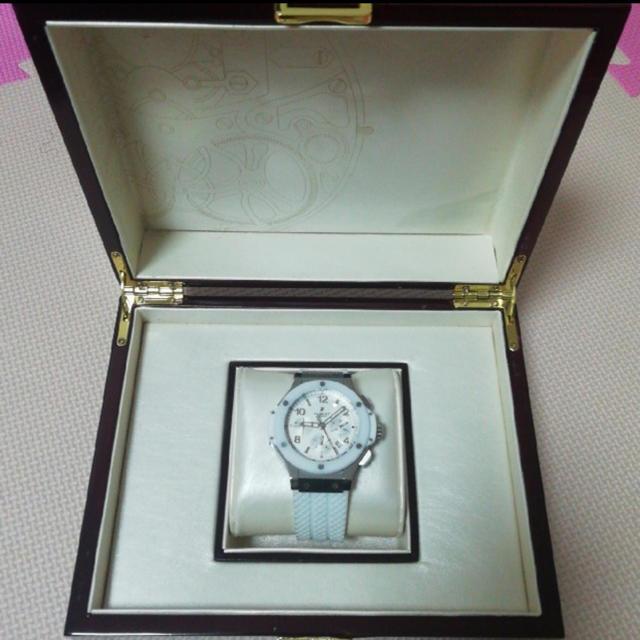 スーパーコピー腕時計 口コミ 6回 | HUBLOT - HUBLOT ビックバンの通販 by しぃ's shop