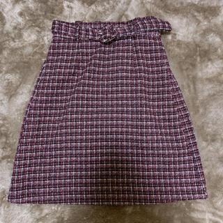 tocco - ツイードスカート