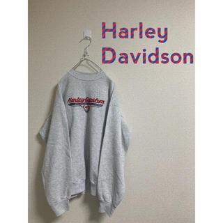 ハーレーダビッドソン(Harley Davidson)のHarley-Davidson CAFE スウェット アメリカ製(スウェット)