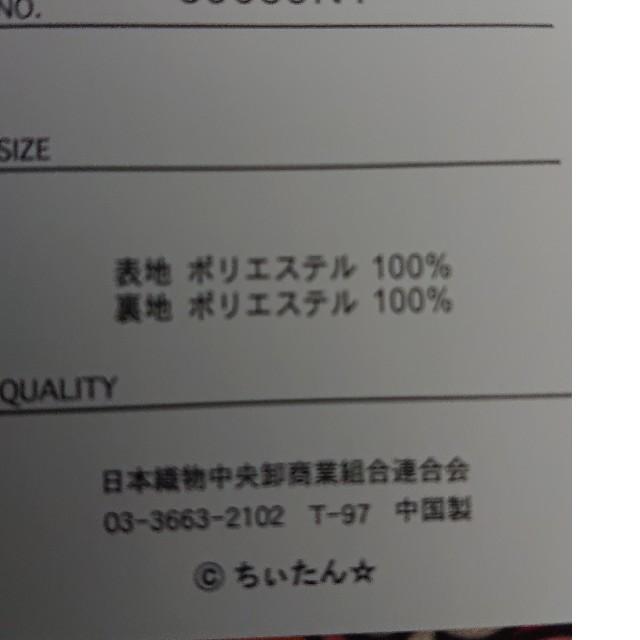 しまむら(シマムラ)のちぃたん☆ポーチ エンタメ/ホビーのおもちゃ/ぬいぐるみ(キャラクターグッズ)の商品写真