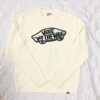 VANS - イーハイフン × バンズ コラボ ニット セーター