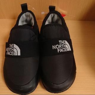 ザノースフェイス(THE NORTH FACE)の【新品・未使用】ノースフェイス☆ トラクションライトモック(ブーツ)