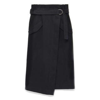 FRAY I.D - 値下げ↓未使用♡フレイアイディー♡ ラップタイトスカート