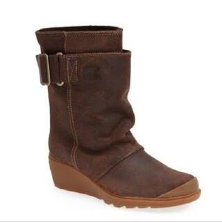 ソレル(SOREL)のSOREL ソレル 防水加工ブーツ TORONTO MID(ブーツ)
