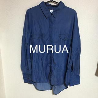 MURUA - MURUA シャツ