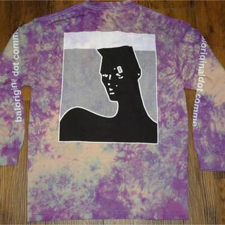 バル(BAL)のBAL 19AW GJ tie dye LT ロンT Tシャツ バル(Tシャツ/カットソー(七分/長袖))