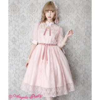 Angelic Pretty - Angelic Pretty Shanghai Dollワンピース ピンク