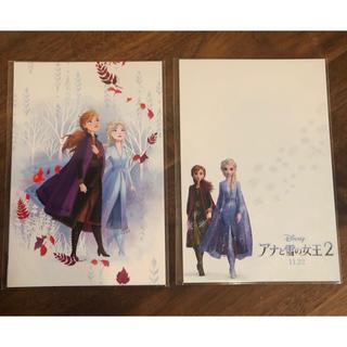 アナトユキノジョオウ(アナと雪の女王)のアナと雪の女王2の前売り券の特典ポストカード6枚(邦画)