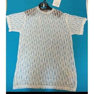 DIOR HOMME -  DIOR HOMME ディオールオム 19SS ロゴレースTシャツ