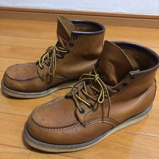レッドウィング(REDWING)のREDWING 875 ブーツ 27.5(ブーツ)