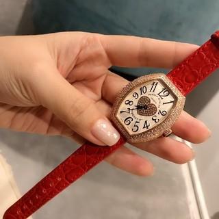 FRANCK MULLER -  値下げフランクミュラー  ハート  レディース クォーツ腕時計