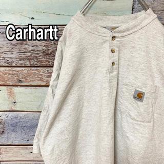 carhartt - カーハート 90s ビッグシルエット ロゴ ポケットTシャツ XL