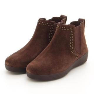 フィットフロップ(fitflop)の新品 定価28600円 FitFlop  / 牛革ブーツ 22〜25センチ(ブーツ)