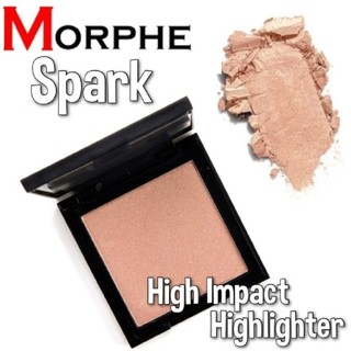 Sephora - ◆新品◆MORPHE highlighter SPARK ハイライト モーフィ
