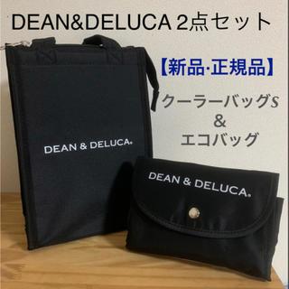 DEAN & DELUCA - DEAN&DELUCA クーラーバッグ Sサイズ &エコバッグブラック 新品