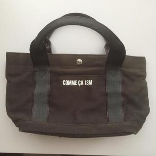 コムサイズム(COMME CA ISM)のコムサ ミニバック(トートバッグ)