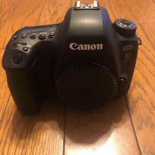 Canon - canon EOS 6d mark2 ボディ