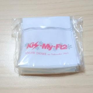 キスマイフットツー(Kis-My-Ft2)のキスマイ SNOWDOMEの約束 シリコンブレスレット(アイドルグッズ)