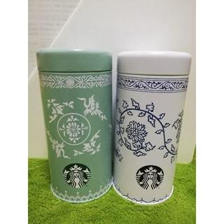 Starbucks Coffee - 【新品 未使用】スターバックス キャニスター 缶