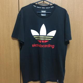 adidas - adidas オリジナル ロゴ Tシャツ