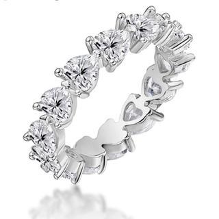 ドゥロワー(Drawer)のchica様専用 人工ダイヤモンド リング (リング(指輪))