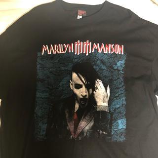 FEAR OF GOD - マリリンマンソン vintage バンド tシャツ
