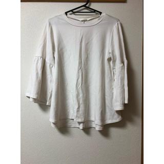 ジーユー(GU)のシャツ(Tシャツ(長袖/七分))