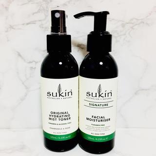 Cosme Kitchen - 【新品】Sukin スキン オーガニック 化粧水/乳液セット
