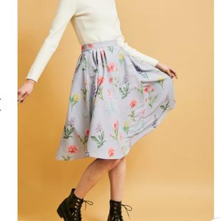 31 Sons de mode - 美品❤︎ 花柄スカート❄️✨✨