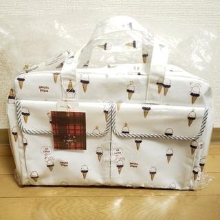 gelato pique - 【新品タグ付き】gelatopiqué  ピケ スヌーピーコラボ マザーズバッグ