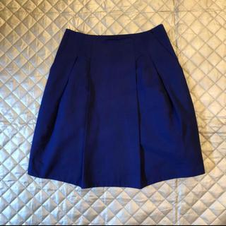 バーニーズニューヨーク(BARNEYS NEW YORK)の美品!バーニーズのふんわりスカート♡(ひざ丈スカート)