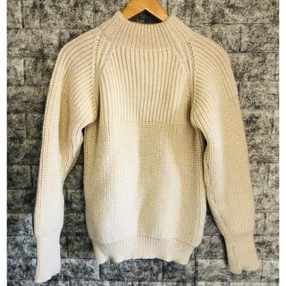 IENA - 【美品】 IENA  Alderney  ニット セーター イングランド製