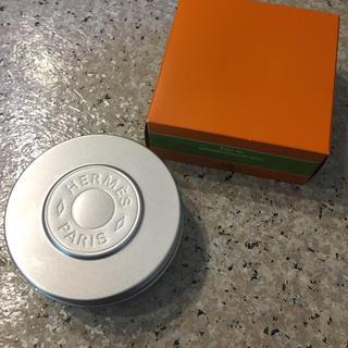エルメス(Hermes)のエルメス モイスチャライジングバームフェイス&ボディー 空き缶(小物入れ)