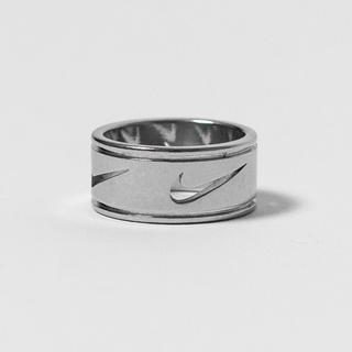 NIKE - nike swoosh リング 指輪