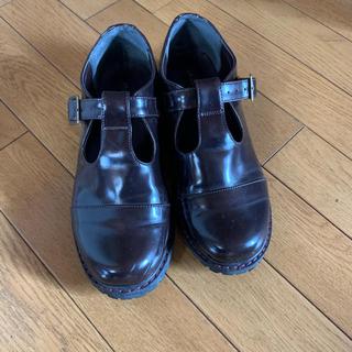 エヘカソポ(ehka sopo)のTストラップ シューズ (ローファー/革靴)