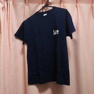 リー(Lee)のLee Tシャツ ネイビー Mサイズ(Tシャツ(半袖/袖なし))