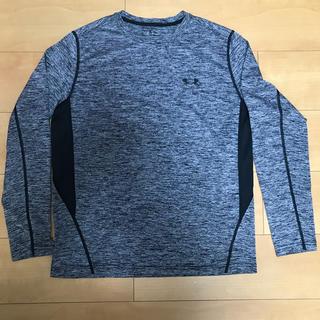 アンダーアーマー(UNDER ARMOUR)のアンダーアーマー 長袖シャツ メンズS(Tシャツ/カットソー(七分/長袖))