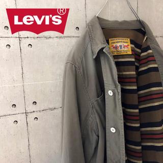 リーバイス(Levi's)の【激レア】ビンテージ リーバイス ハンティングジャケット ネイティブ(Gジャン/デニムジャケット)