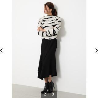 rienda - タグ付きマーメイドスカートブラックS