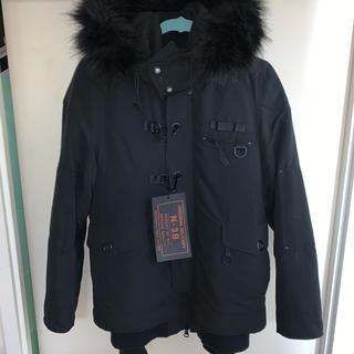 SLY - @美品@SLY♡ボリュームファー付きN3Bジャケットコート